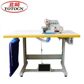 在完成普通缝纫机功能的基础可做什么?